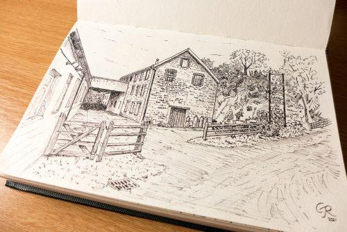 Cilwendeg Woollen Mill