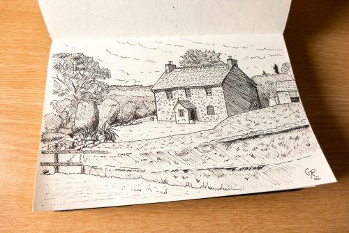 Neath Valley Cottage